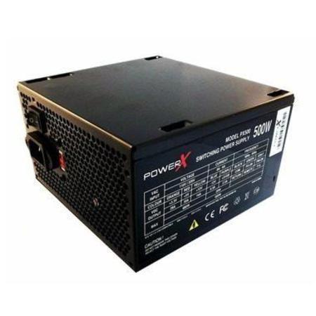 Fonte Atx 500w Real Power X Px500