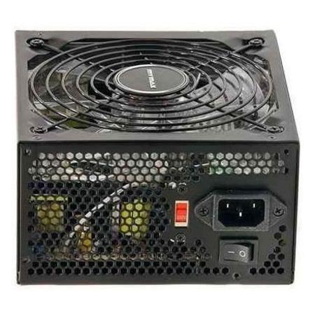 Fonte Atx 600w Real 24 Pinos 2 Sata High Power (Mpsu/Fp600w)