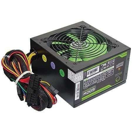 Fonte Atx 600w Real Mp600w One Power