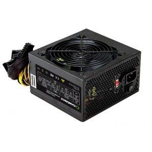 Fonte Atx Gamemax 500w Real 24p