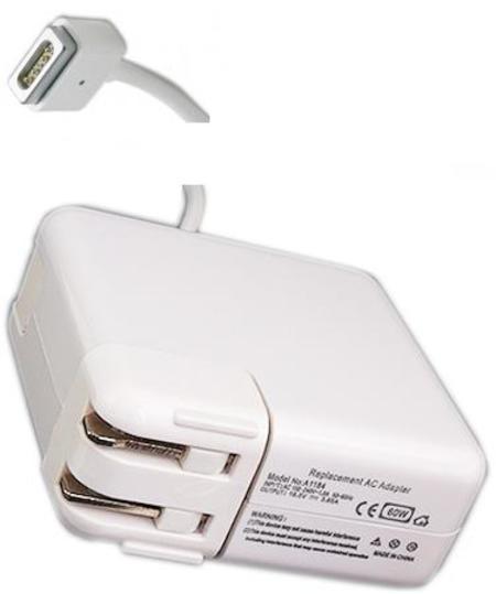 Fonte P/ Notebook Compativel Magnetic Pro 113 A1184 (16.5v/ 3.65a) *Box*[501]
