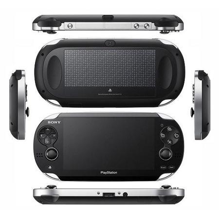 Game Console Psvita Sony Pch-1101 3g/Wifi 110v