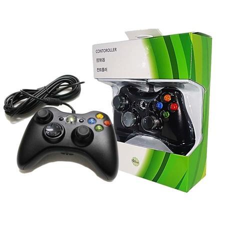 Game Joystick Xbox Original Wireless C/ Usb