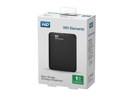 Hd Externo Usb 2.5'' 1tb Wester Digital