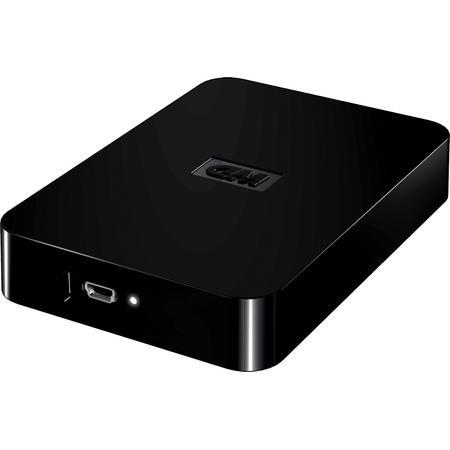 Hd Externo Usb 2.5'' 500gb Western Digital Wdbabv5000abk-Nesn Ppb