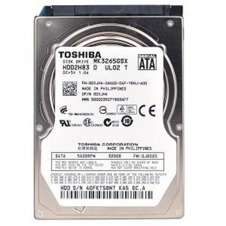 Hd Notebook Sata 320g Toshiba