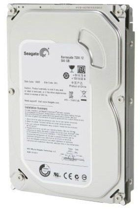 Hd Sata3 500gb Seagate