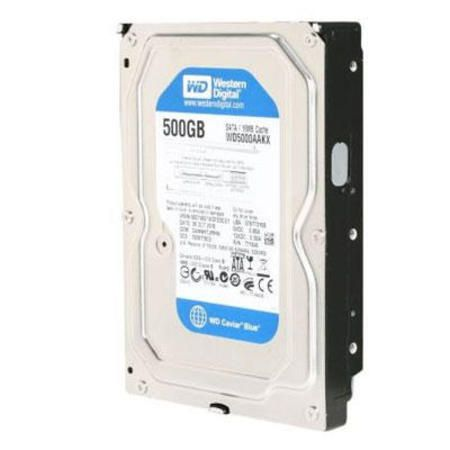 Hd Sata3 500gb Western Digital