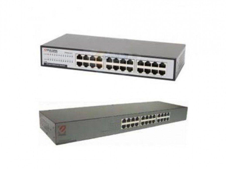 Hub 24+2p. Encore 10/100/1000 Enhgs-224 Switch