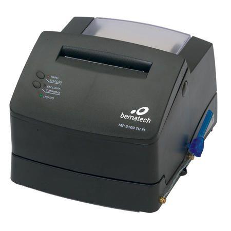 Impressora Fiscal Bematech Mp-2100 Grafite