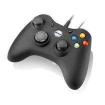 Joystick Maxprint Xbox360 Rubber Pad C/ Fio 5m Ref. 62 201* Maxprint