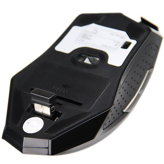 Kit Teclado+Mouse S/Fio Multilaser 2.4 Ghz Multimidia Gamer Usb Tc166