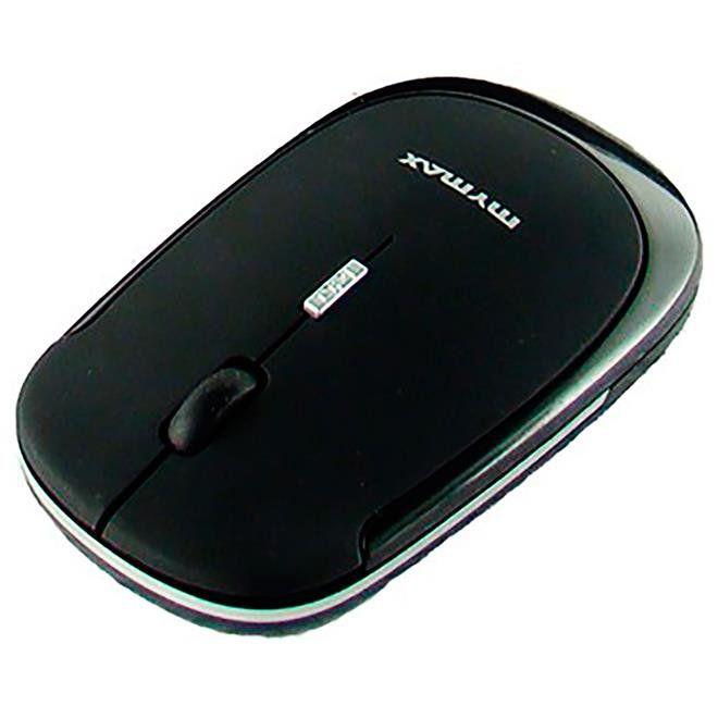 Kit Teclado Multimidia E Mouse Wireless Preto (Mkc-Mkb699w)