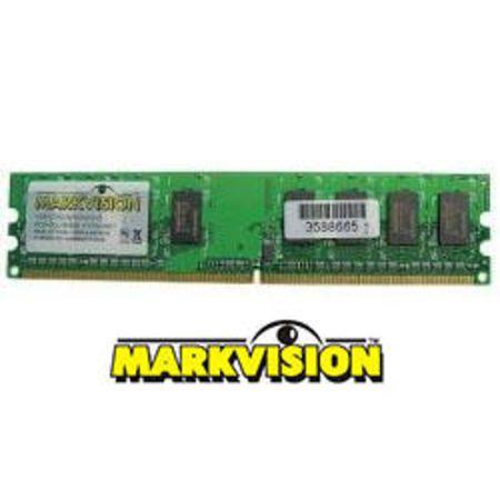 Memoria Notebook Ddr2 4096mb 800 Markvision * Markvision