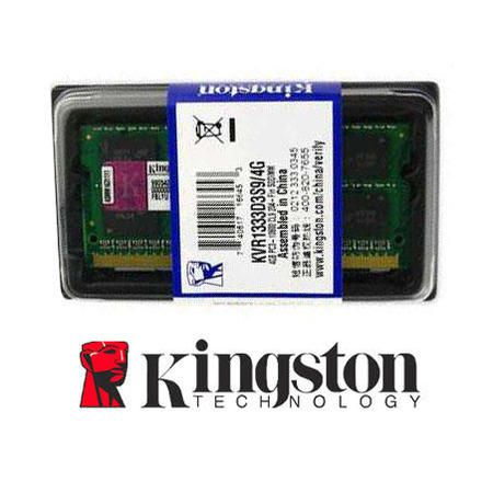 Memoria Notebook Ddr3 4096mb 1333 Kingston