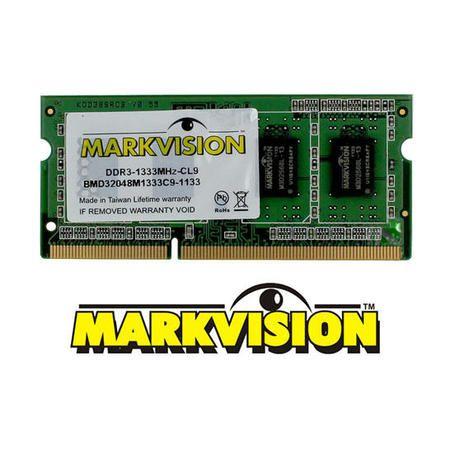 Memoria Notebook Ddr3 4096mb 1333 Markvision