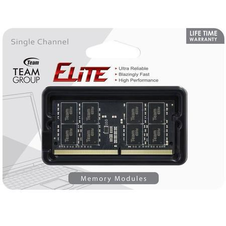 Memoria Notebook Team Group 8GB DDR4 2400 Mhz 1.2V