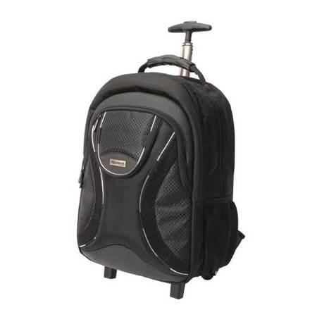 Mochila Nylon P/ Notebook Trolley C/ Puxador Ate 15.6