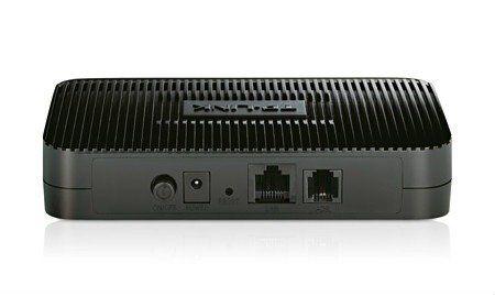 Modem Adsl2+/Roteador Tp-Link Td-8816 1lan