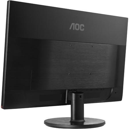Monitor Gamer Led 24 Wid Full HD, HDMI/VGA/DVI/DP FreeSync Som Integrado 1ms G2460VQ6