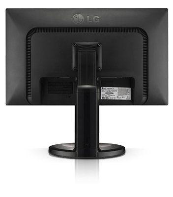Monitor Lg Led 20'' E2011 Vga/Dvi Widescreen Black Piano