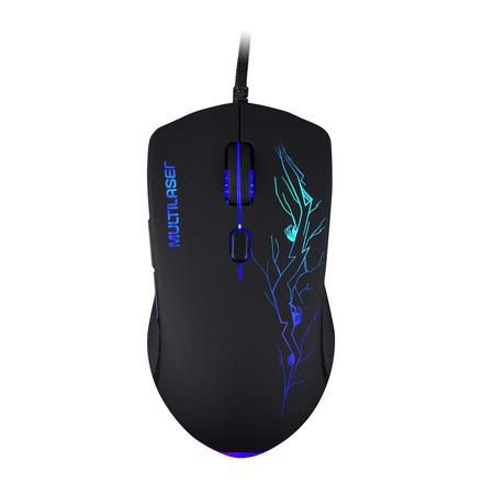 Mouse Gamer 3200Dpi 7 Cores Led Mo276