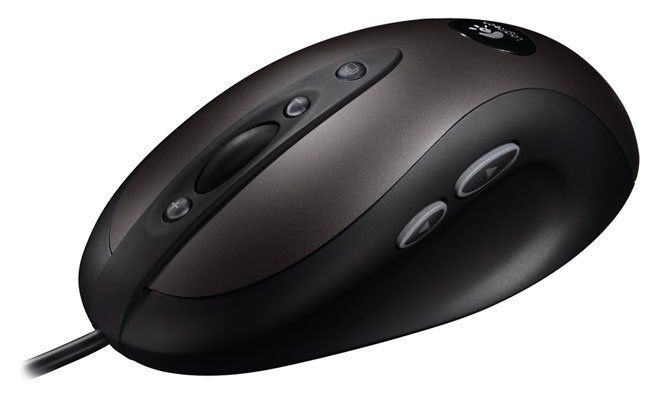 Mouse Logitech G400 Gamers Ref. 910-002277
