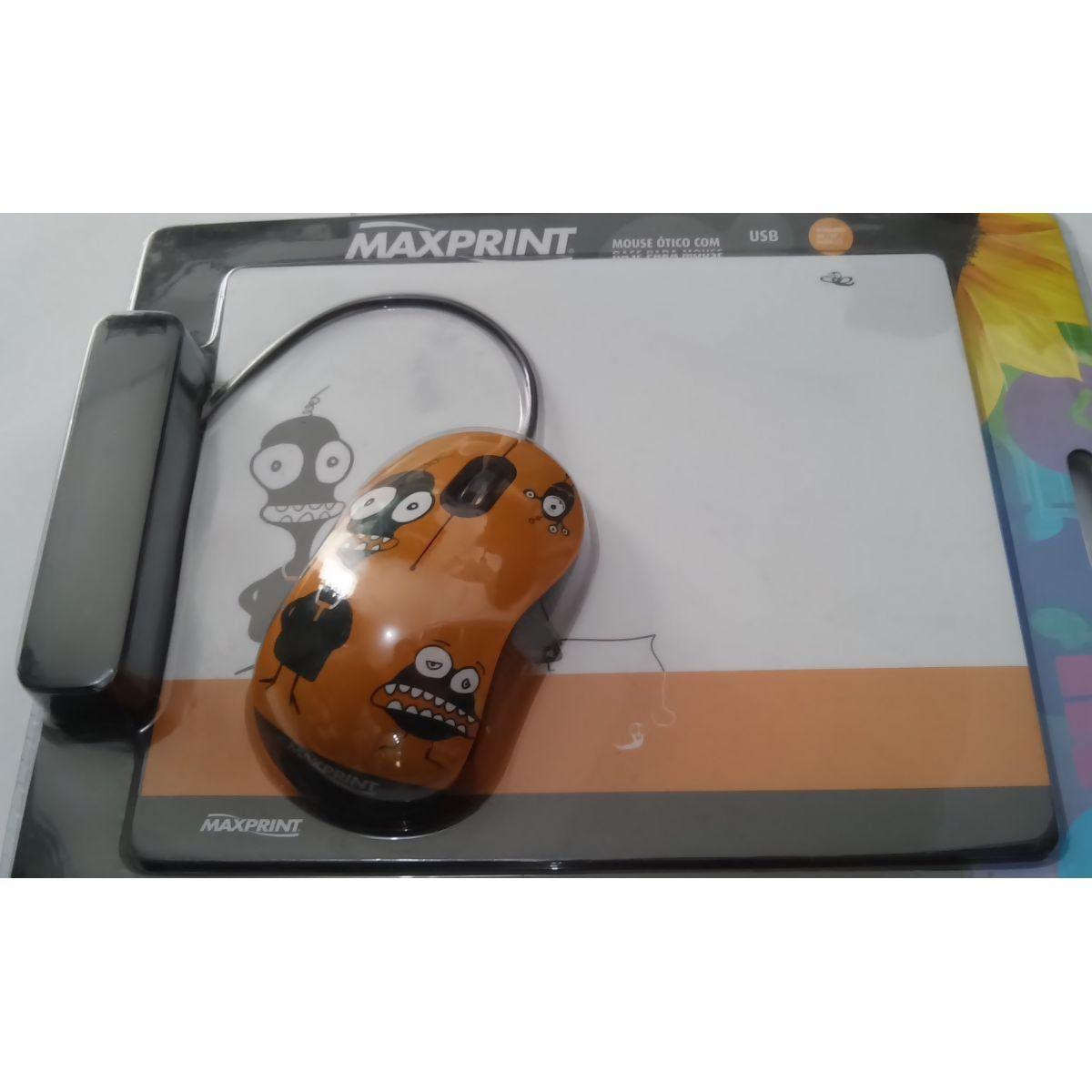 Mouse Optico Usb C/Base P/Mouse Ref.60 9141
