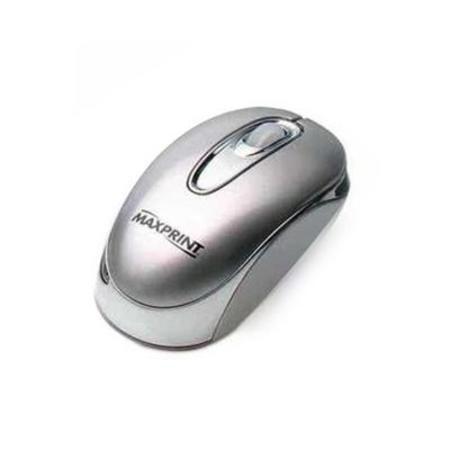 Mouse Optico Usb Prata Ref. 60 2109