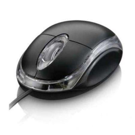 Mouse Optico Usb Preto Pcg Ref. 60 6157