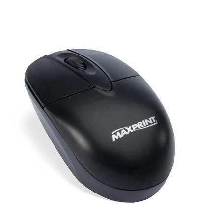 Mouse Optico Usb Preto Ref. 60 6071