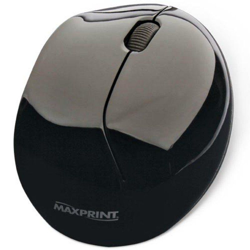 Mouse Optico Usb Preto Ref. 60 7101