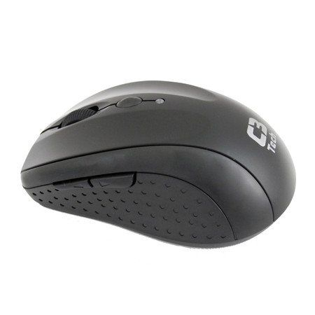 Mouse Optico Usb S/ Fio M-W012-Bk Preto C3tech