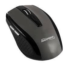 Mouse Otico Emb. Sem Fio Usb Ref. 60 7612
