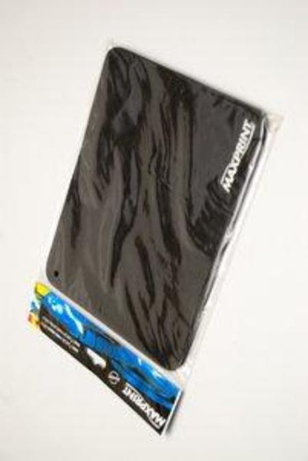 Mouse Pad Em Tecido Antiestatico Preto Ref.60 3579