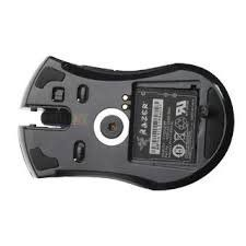 Mouse Razer Mamba 2012 4g Dual Sensor 6400dpi Sem Fio Elite