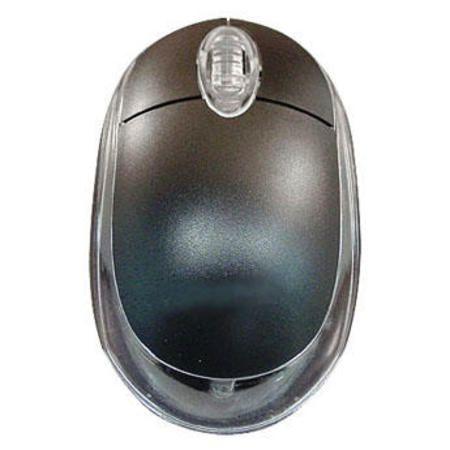 Mouse Usb Mo130 Optico Black