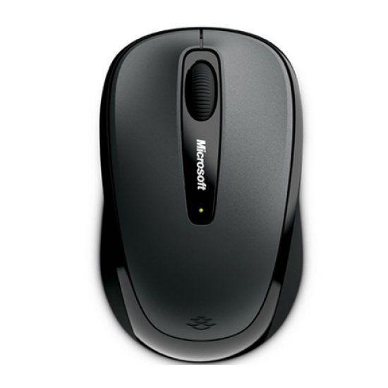 Mouse Wireless Microsoft 3500 Optical Usb Gmf-00380