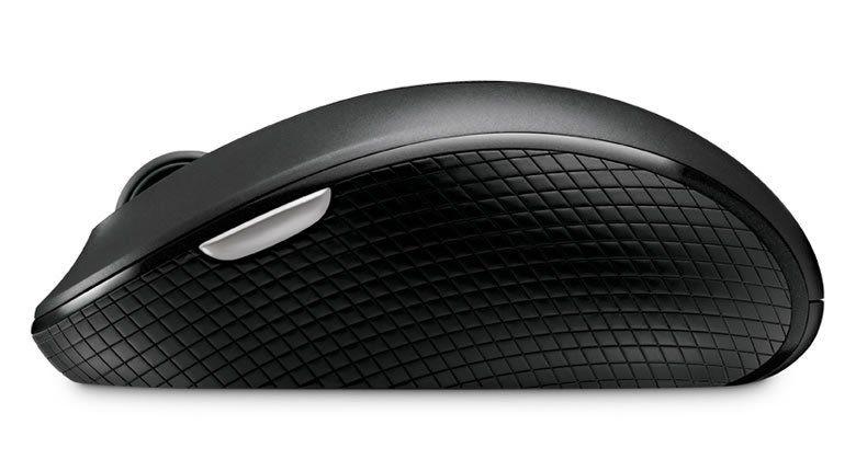 Mouse Wireless Microsoft 4000 Mobile Graphite Dsd00003