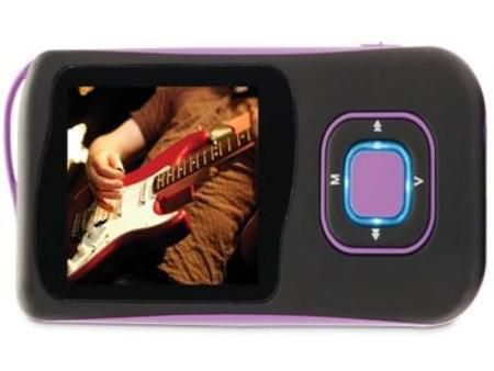 Mp4 Player Preto 4gb Daz Ref. 65 531