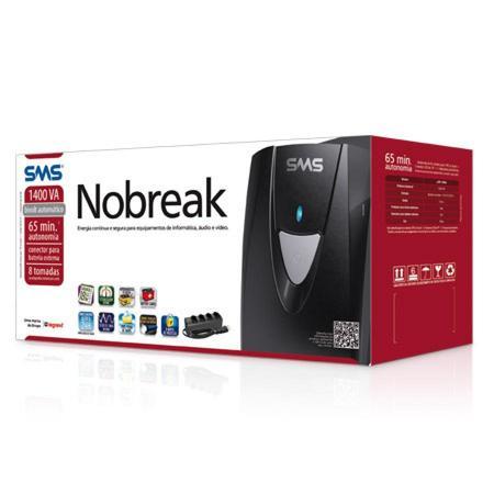 Nobreak Manager Net4 1400va Bivolt