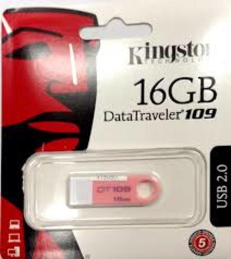 Pendrive 16gb Kingston Dtmck 2.0 (Nano)