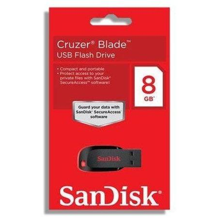 Pendrive 8gb Sandisk