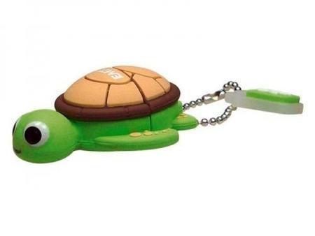 Pendrive Zoo Tartaruga 4gb Emtec