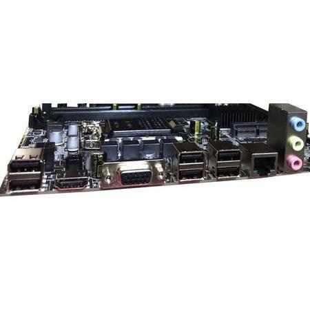 Placa Mae Intel 1150 Bpc-H81M-Gh