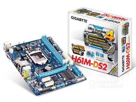 Placa Mae Intel 1155p Gigabyte Ga-H61m-S1 S/V/R/Pciex Ddr3