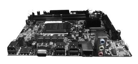 Placa Mae Intel 1156 Bpc-H55m-V1 DDr3