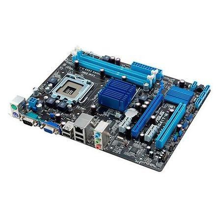 Placa Mae Intel 775P Asus P5G41T-M Lx S/V/R Ddr3 1600M 2Pci/1Par