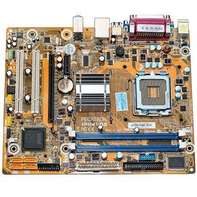 Placa Mae Intel 775p Pcware Ipm41-D3 S/V/R 2pci Ddr2 Oem