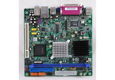 Placa Mae Intel Positivo + Proc. Atom 1.6ghz Pos-945gcd-Ci Ddr2 2pci *Oem*